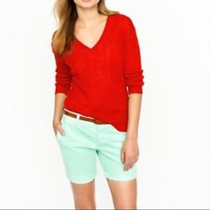 J. Crew | Cashmere Blend Cable Knit Sweater